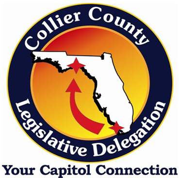 Collier Delegation Logo